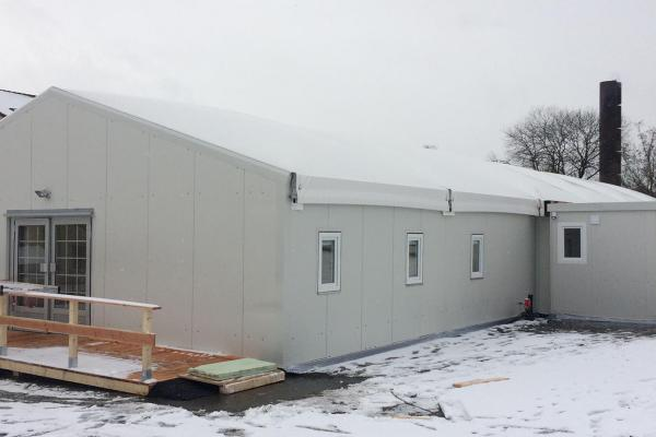 Containers and modular buildings